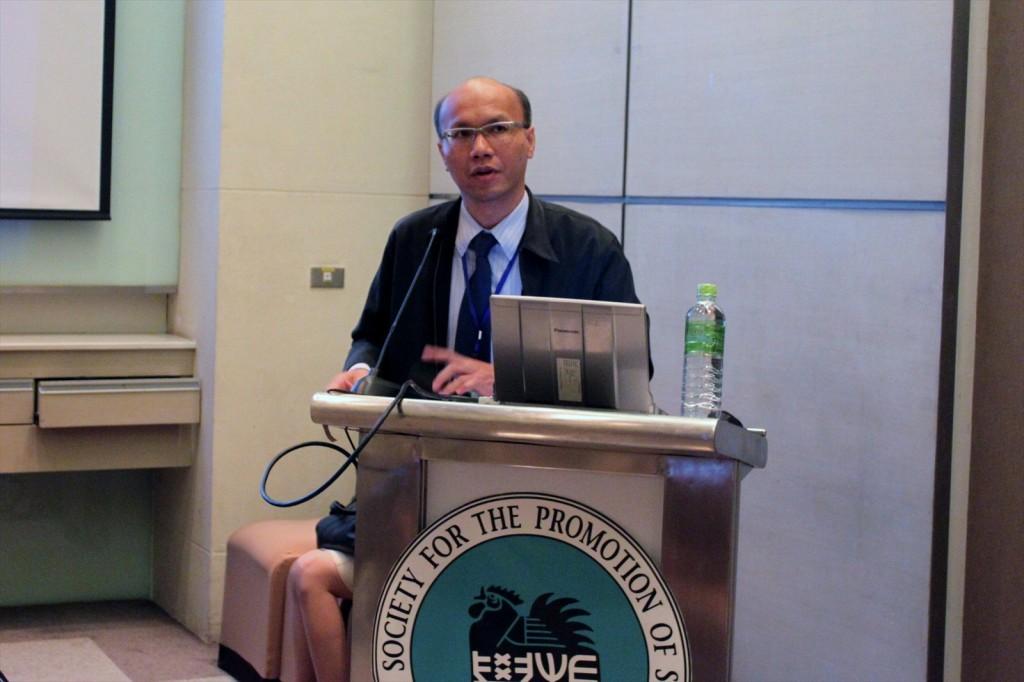 国際交流基金(JF)バンコク日本文化センターWathana氏