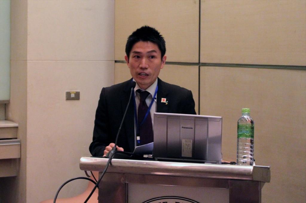日本学生支援機構タイ事務所 山本剛所長