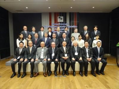 参加者全体の集合写真
