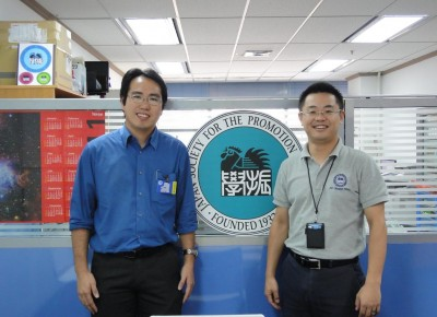 Dr. Raktipong、センター長