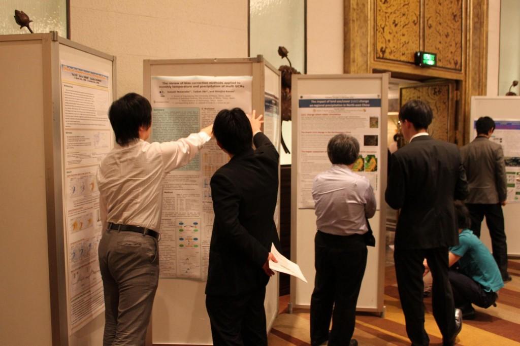 若手研究者によるポスターセッション
