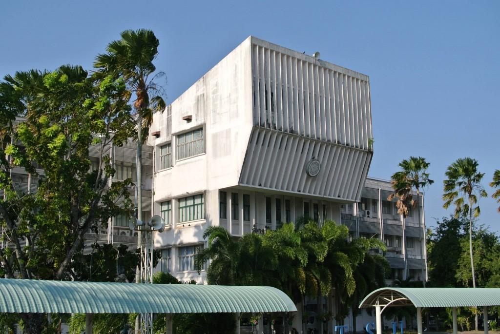 タクシン大学キャンパス