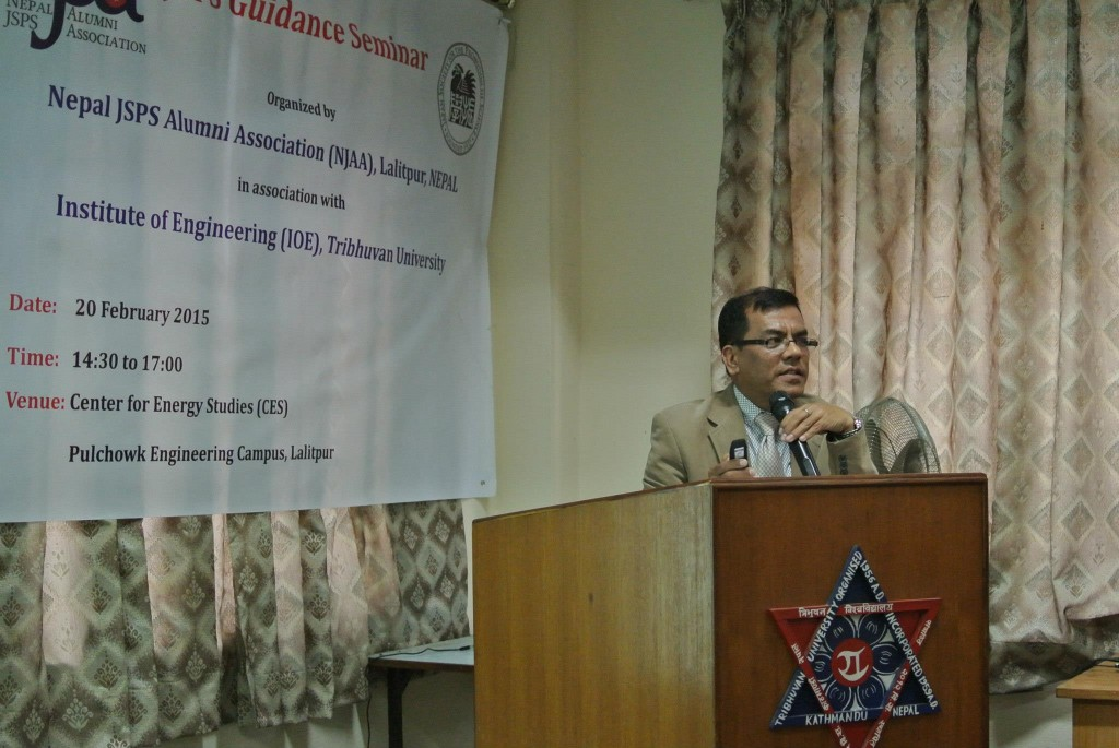 Prof. Dr. Tri Ratna Bajracharya