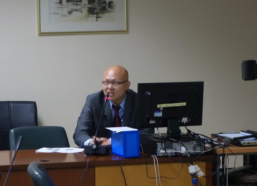Kittiphong Paiboonsukwong講師