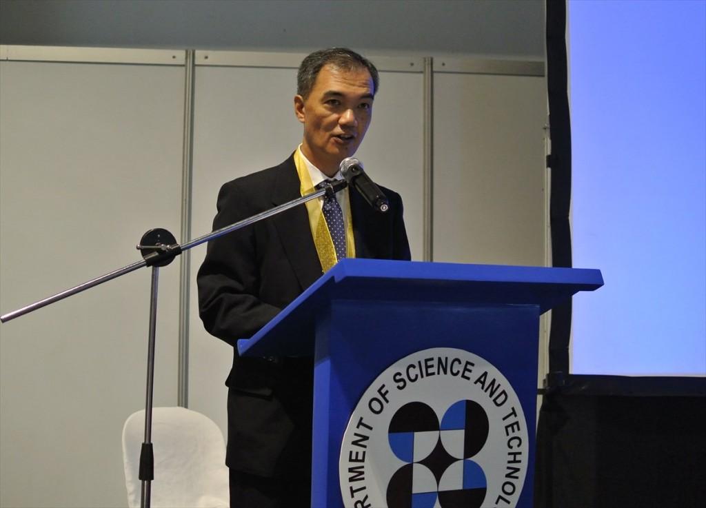 北川在フィリピン日本大使館参事官