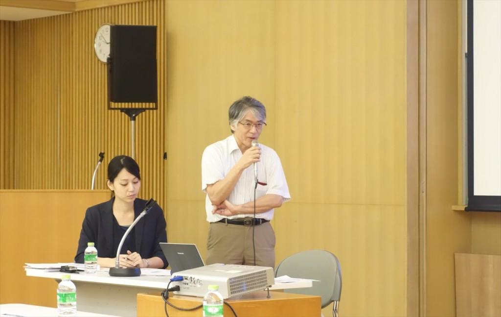 京都大学縄田教授、ASEAN拠点立田職員