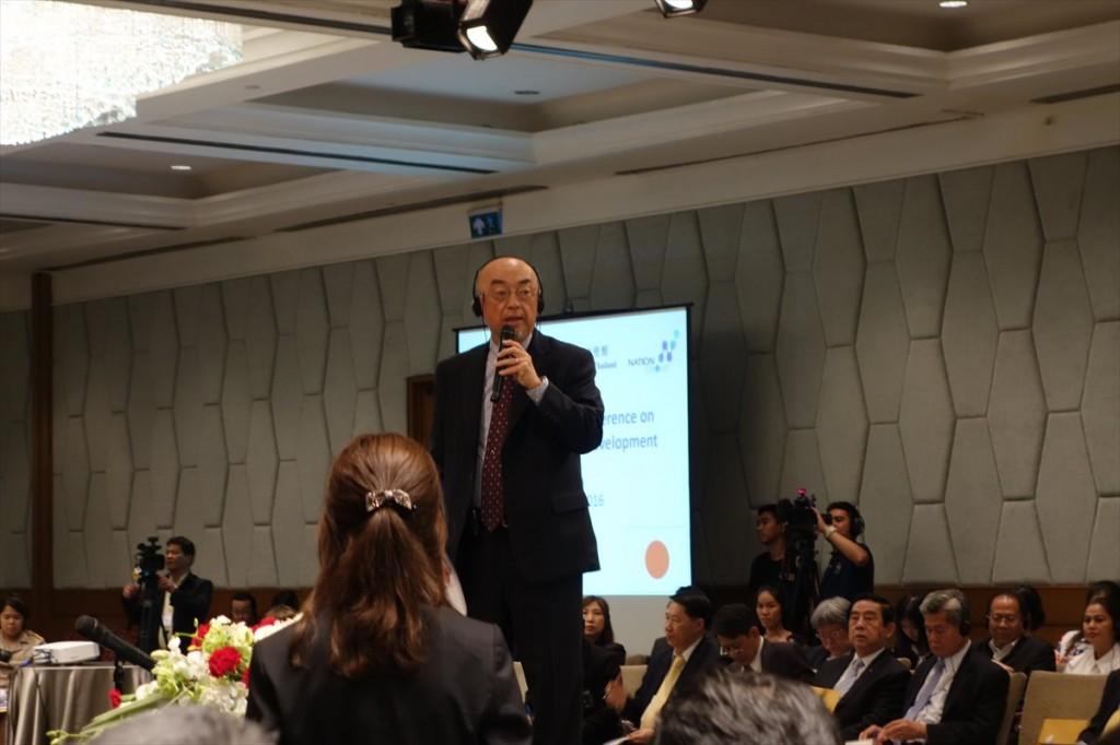佐渡島在タイ日本国特命全権大使
