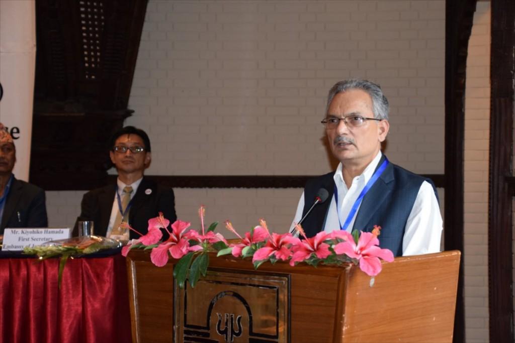 Baburamネパール前首相