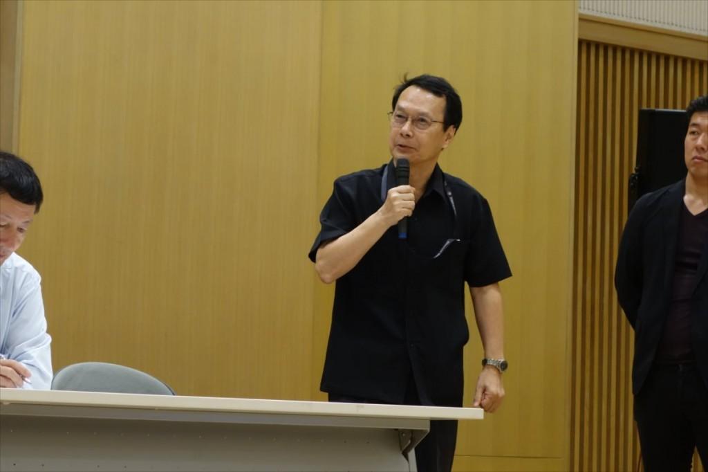 髙橋客員教授(電気通信大学)