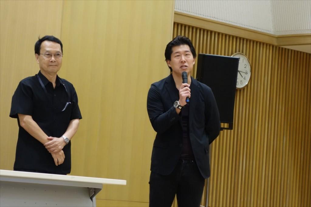 平松准教授(東亜大学)
