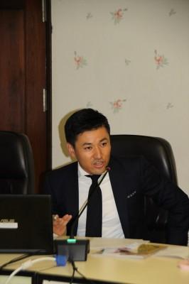 斉藤国際協力員