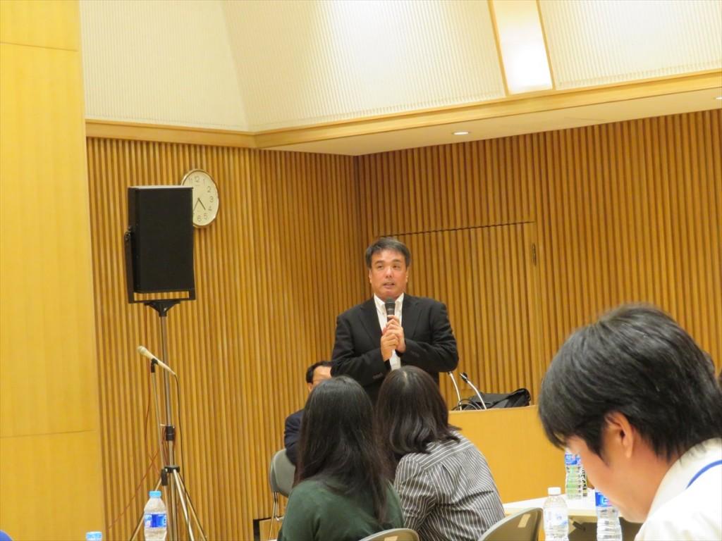 奈良先端科学技術大学院大学 松本教授