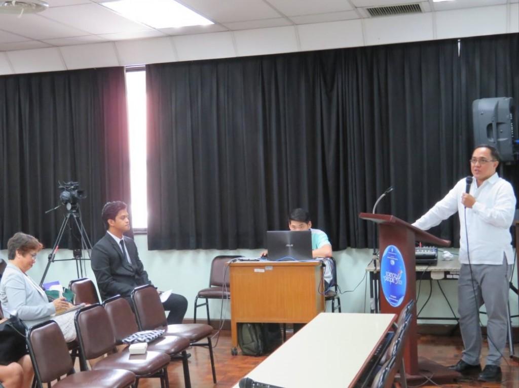 Dr. Jonathan Dungca