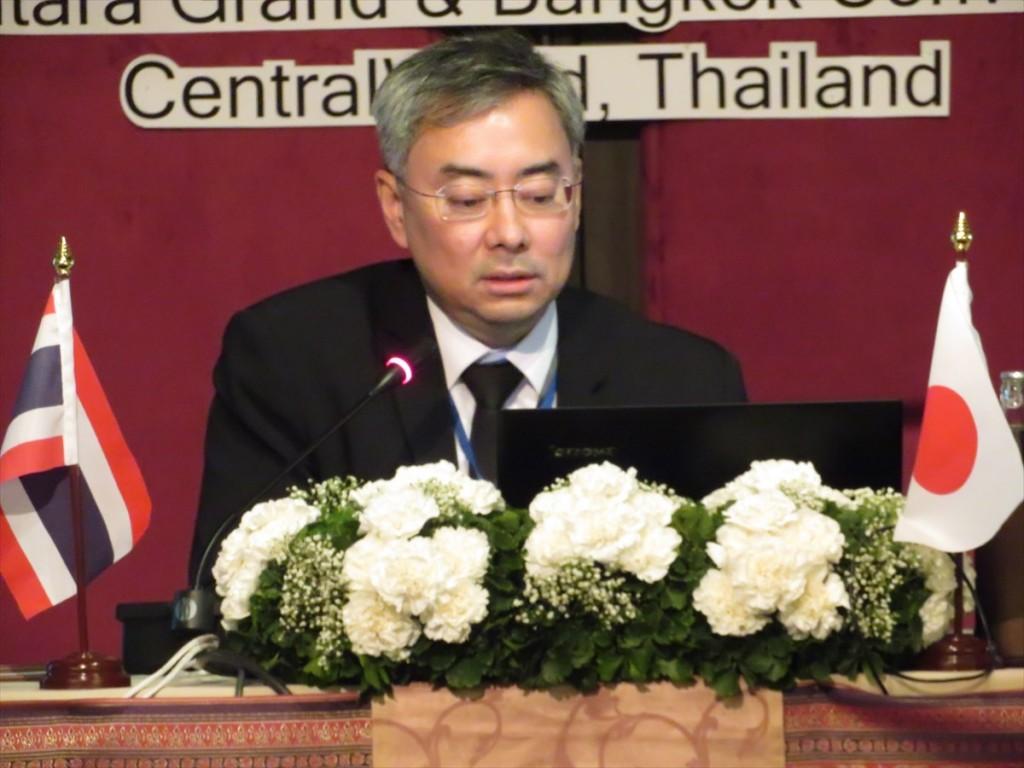 Assoc. Prof. Dr. Chanwit Tribuddharat (NSTDA)