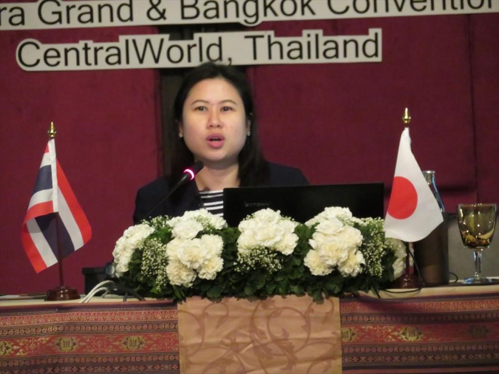 Ms. Wanichar Sukprasertchai (AUN/SEED-NET)