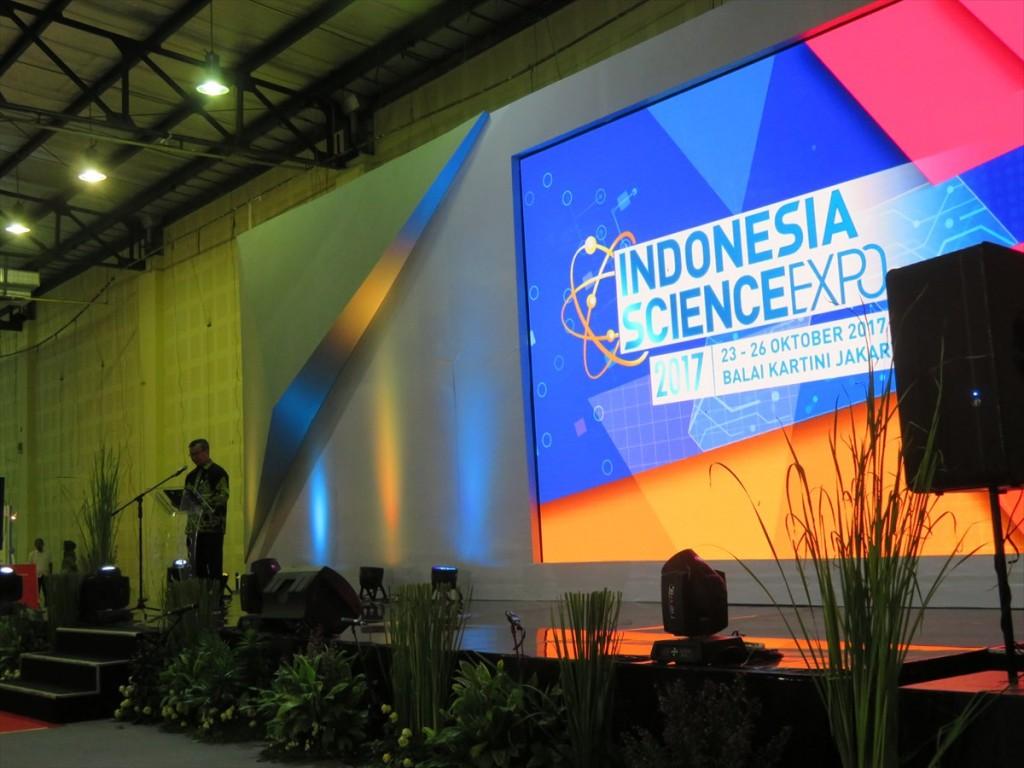 LIPI院長 Prof. Dr. Bambang Subiyanto