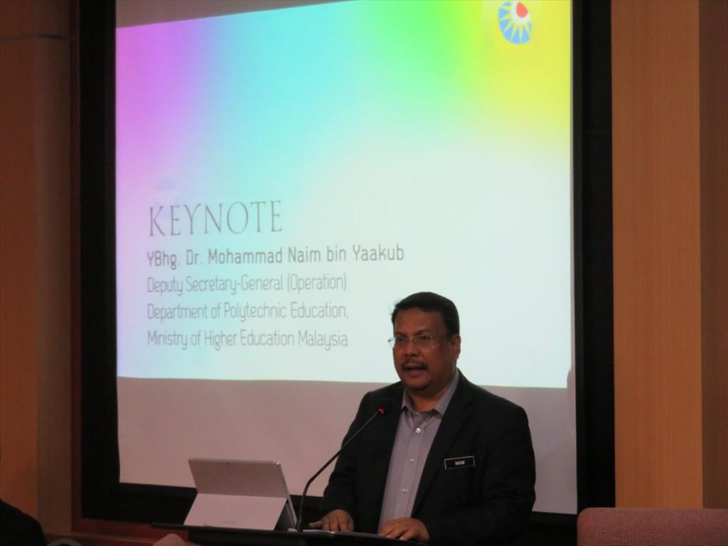 YBhg. Dato' Kamel Mohamad高等教育省事務局次長