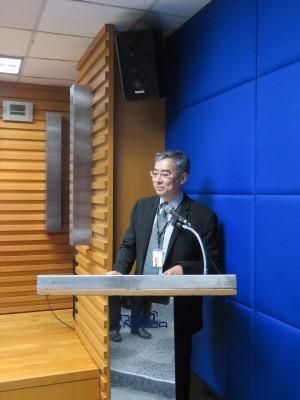 Assoc. Prof. Chanwit Tribuddharat, Vice President