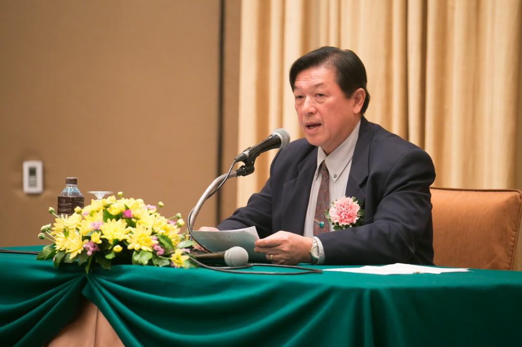 Dr. Danai Tiwawech会長
