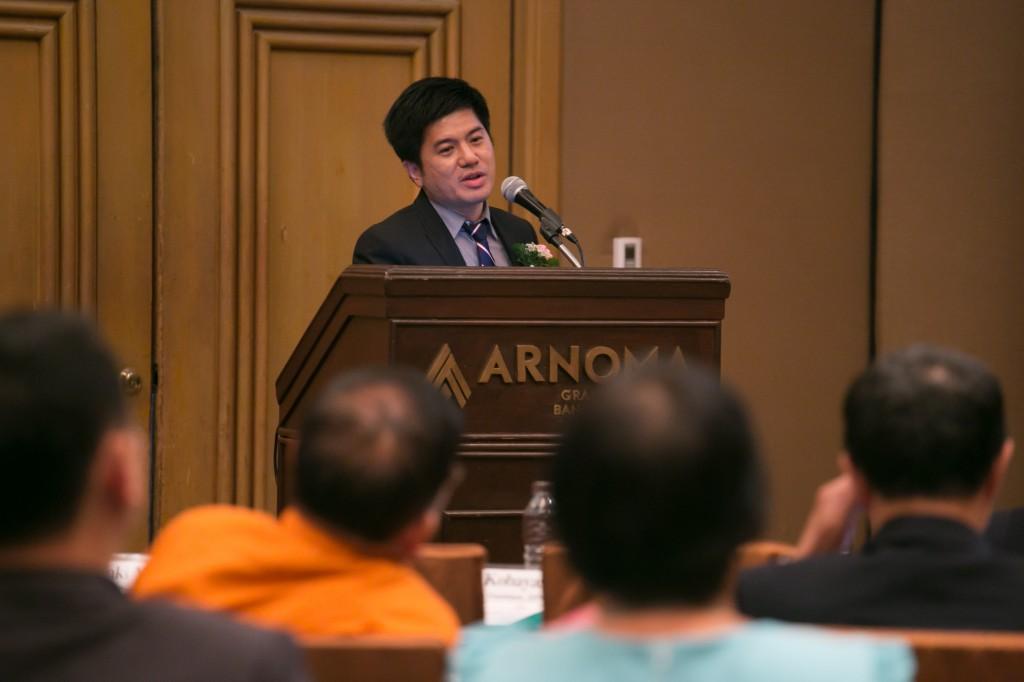 Asst. Prof. Dr. Narongchai Autsavapromporn