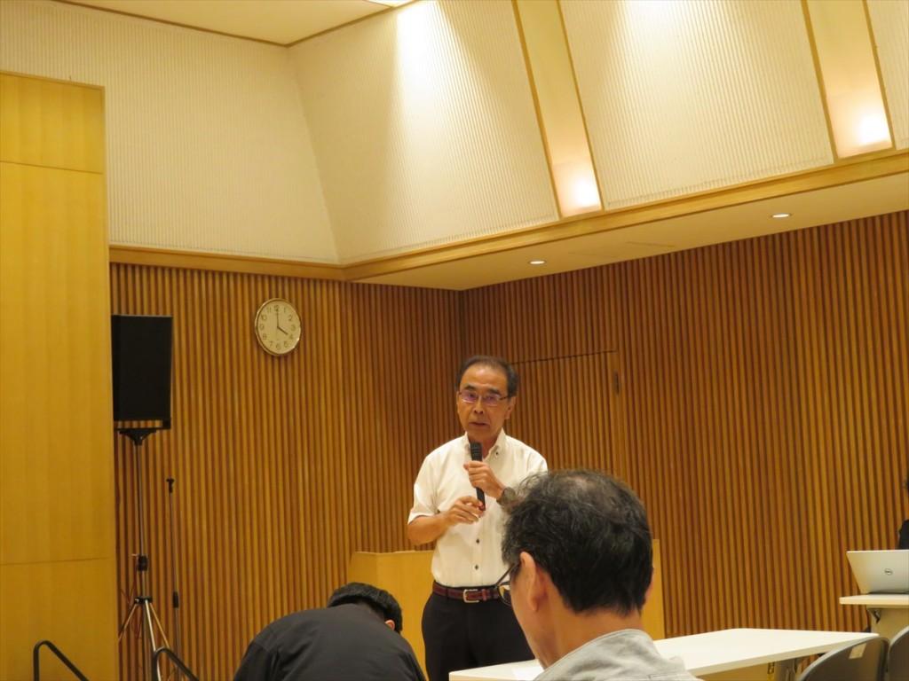 京都大学ASEAN拠点 柴山所長