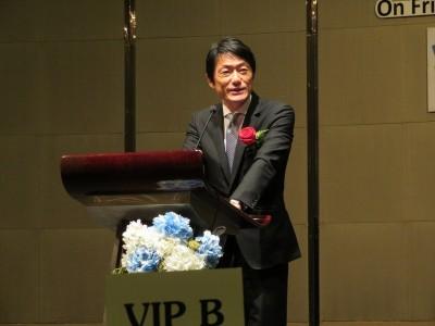 在タイ日本国大使館・福島秀夫次席公使