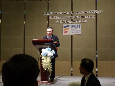 タイ工業省産業振興局・Panuwat Triyangkulsri副事務次官