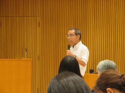 京都大学ASEAN拠点柴山所長