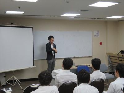 国際交流基金バンコク日本文化センター・松井副所長