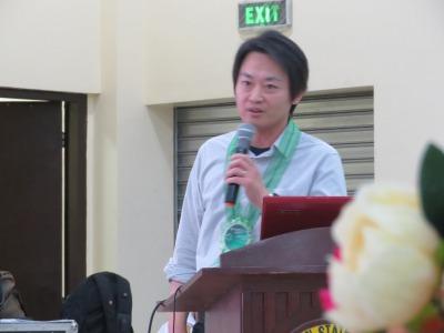 田村慶信教授