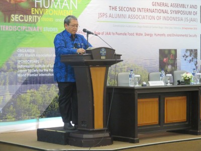 LIPI・Dr. Sulaeman Yusuf