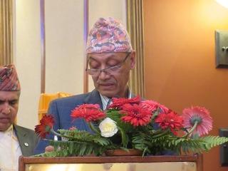 Dr. Buddhi Ratna Khadge