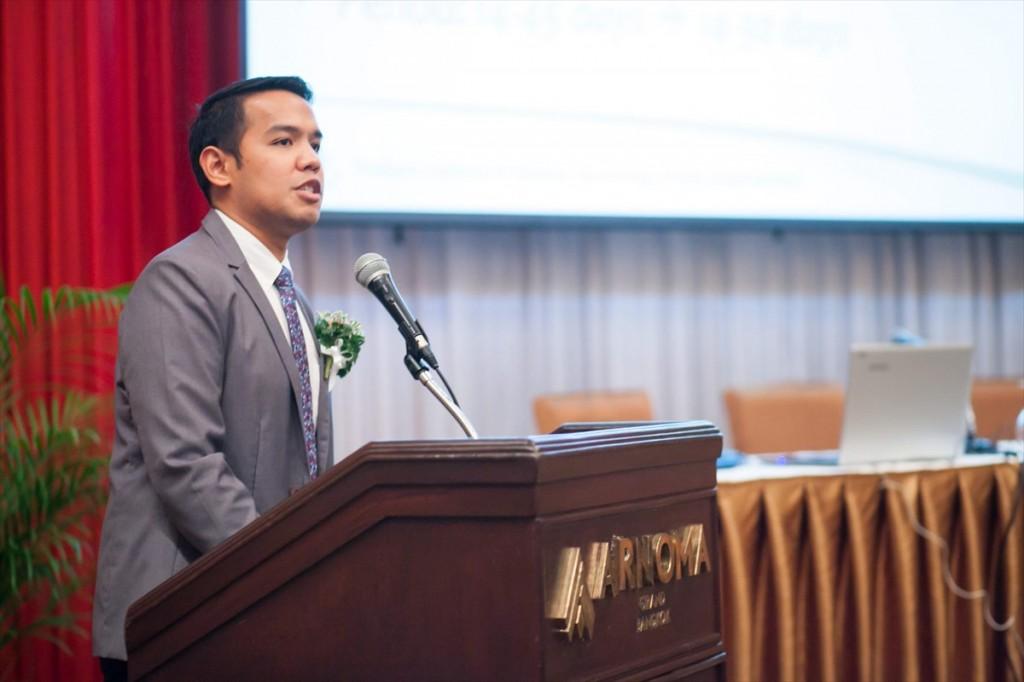 Dr. Kampanart (2017年度外国人研究者再招へい事業採択者)