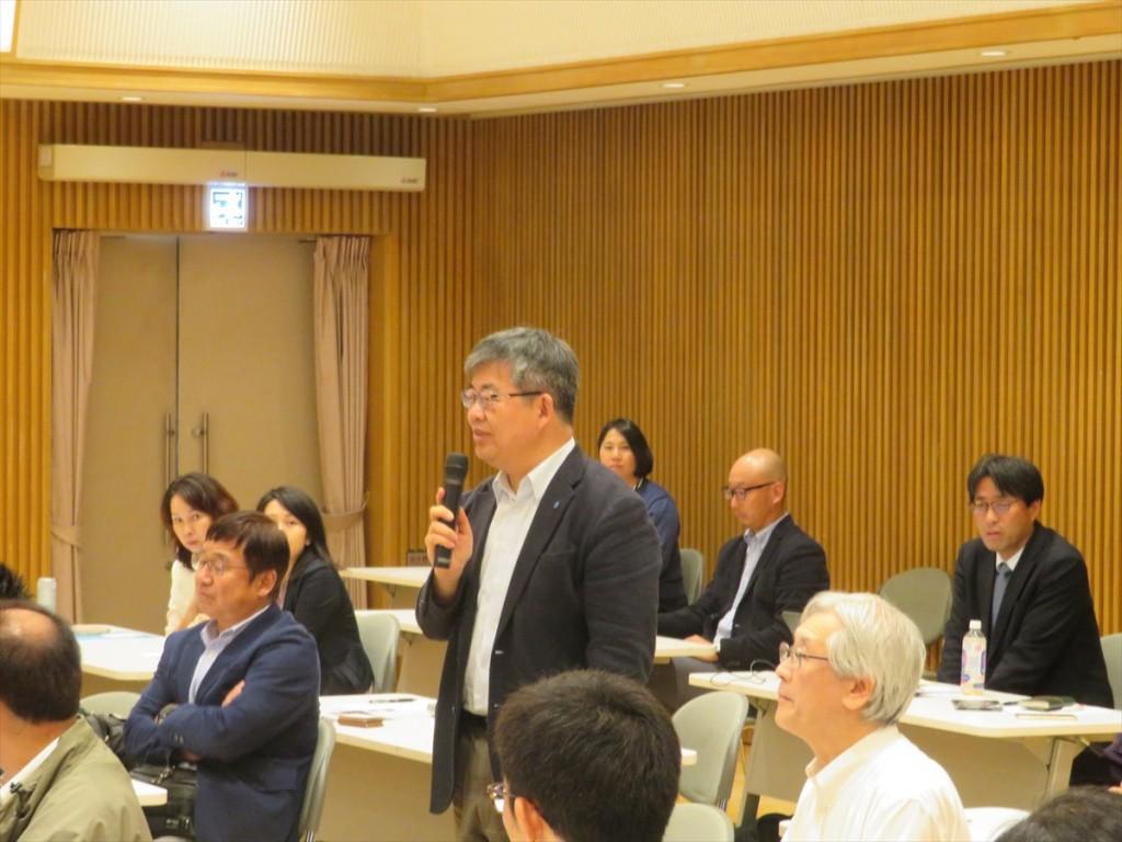 横浜国立大学・中村教授