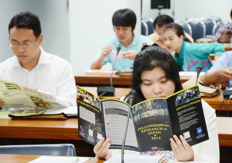 Participants of Guidance Seminar