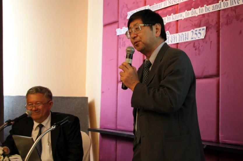 Prof. Suzuki