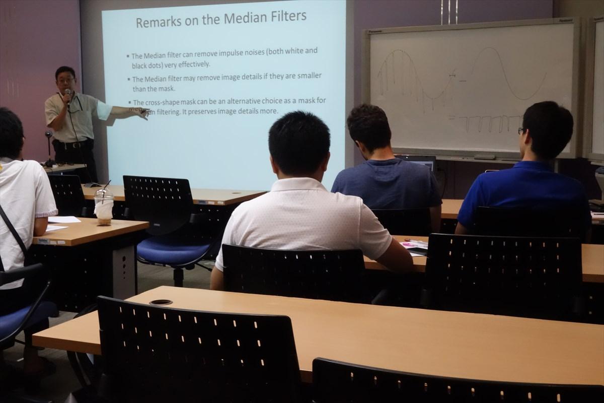 A class in TAIST