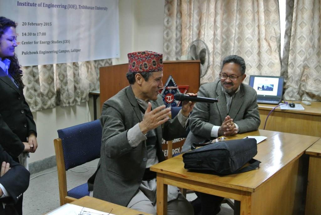 Dr. Jibraj Pokharel