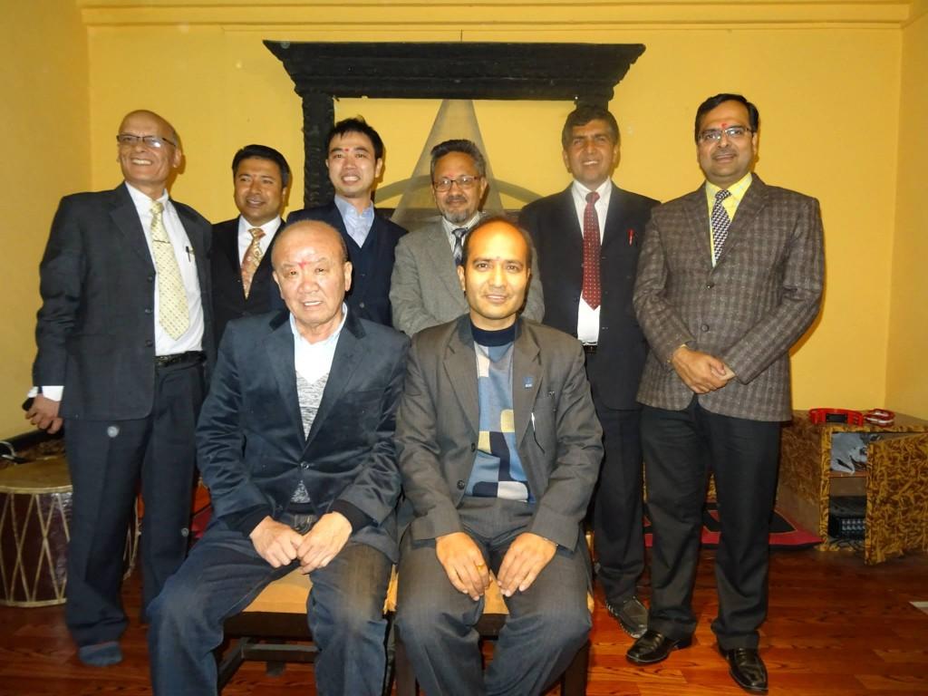 With NJAA members