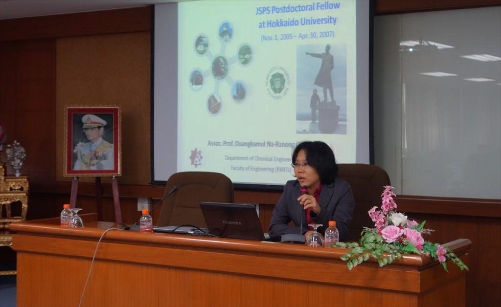 Dr. Duangkamol
