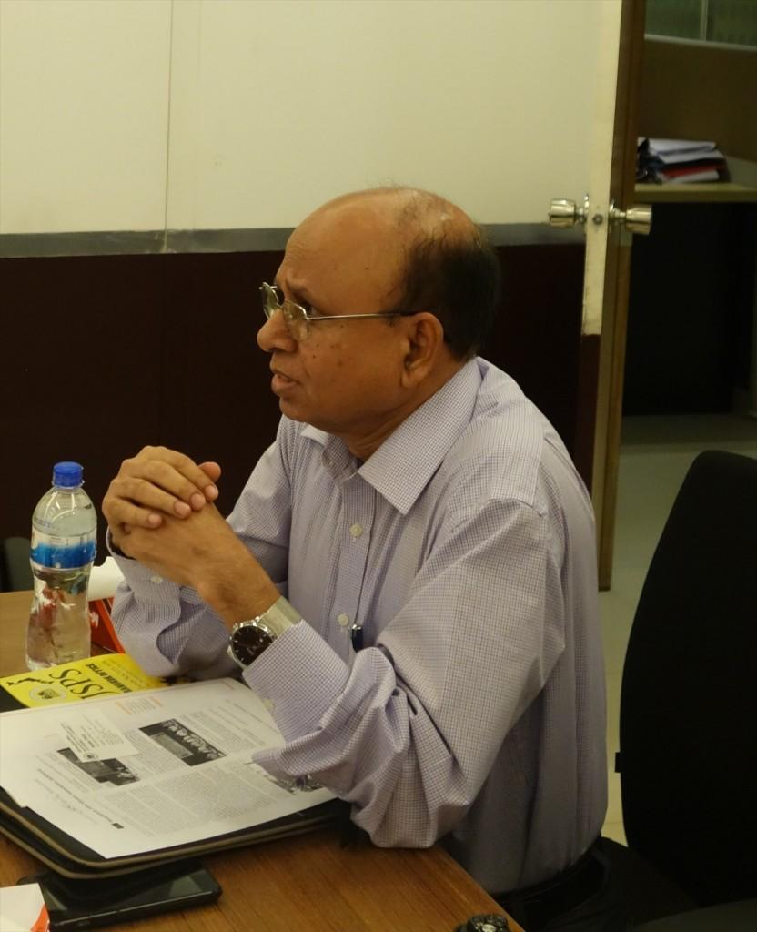 Prof. Dr. Hossain