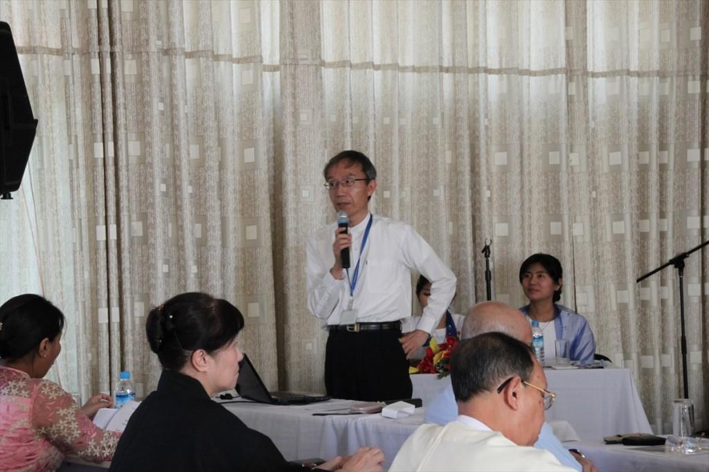 Dr. Hiroshi Shirawaka