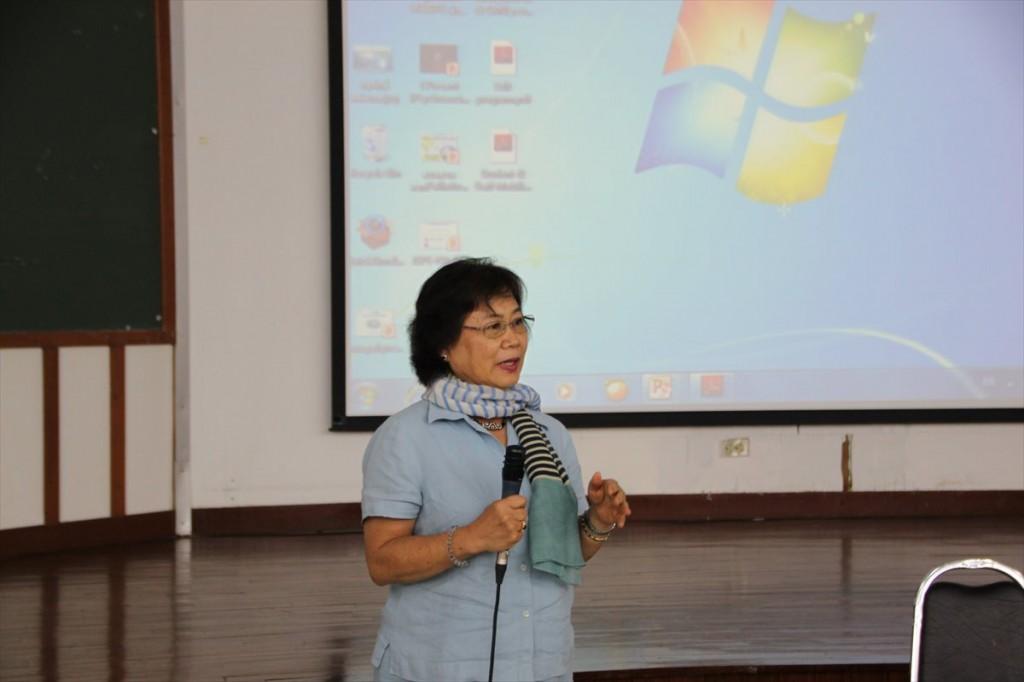 Dr. Saisamorn Lumyong