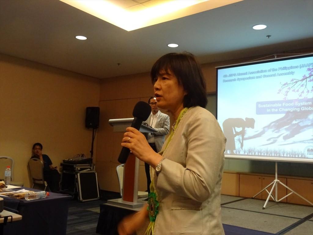 Dr. Keiko T. Natsuaki