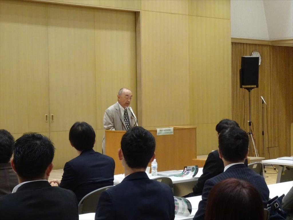 HE Shiro Sadoshima, Japanese Ambassador to Thailand