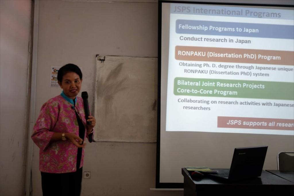 Prof. Dr. Anak Agung Ayu Mirah Adi, Udayana University