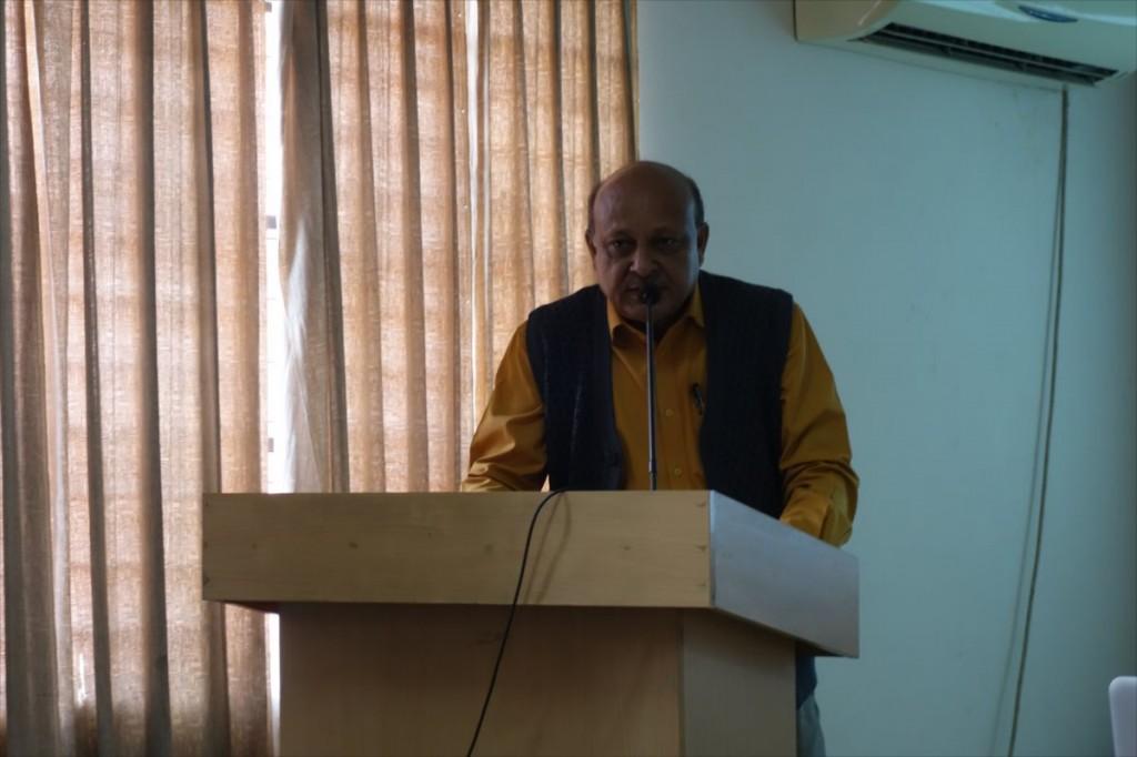 Dr. Khondaker, General Secretary of BJSPSAA