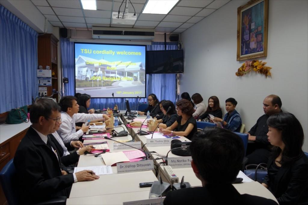 JSPS guidance seminar