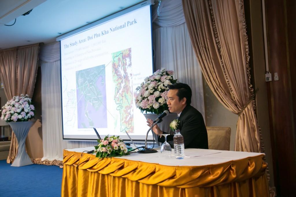 Presentation by Dr. Phonpat