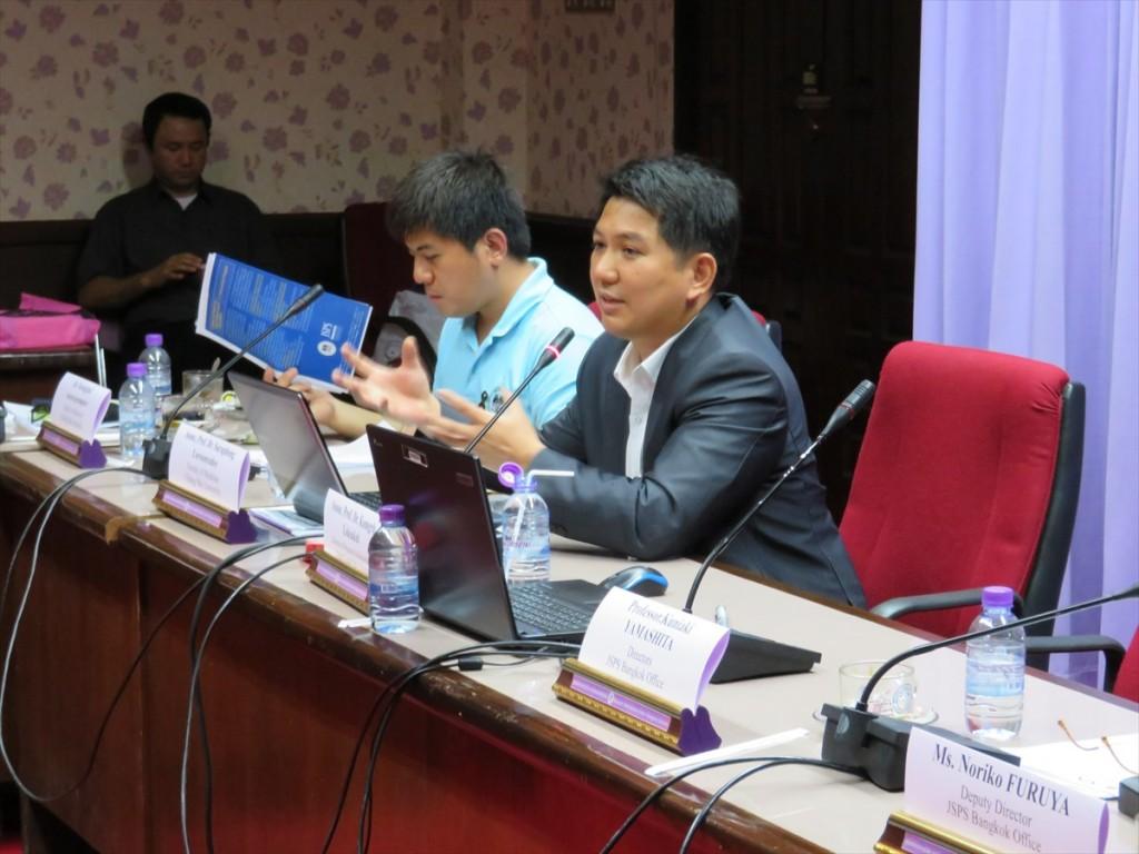 Dr. Suraphong Lorsomradee